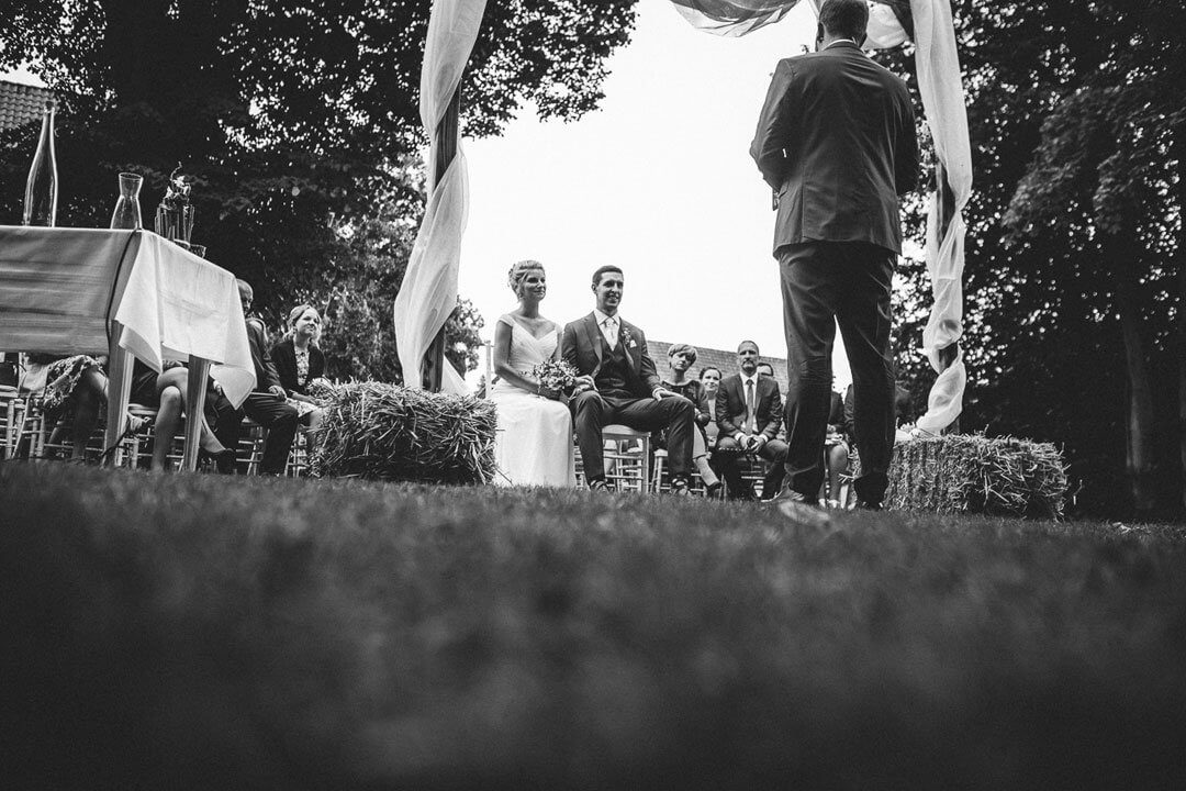 Iris Woldt Hochzeitsfotografie Exklusiv, Freie Trauung Waldhof auf Herrenland